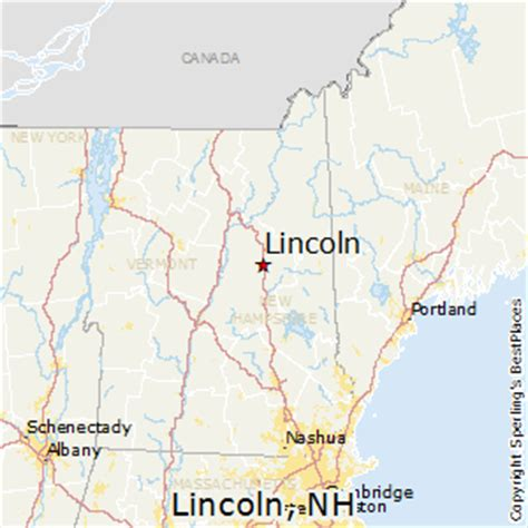 in lincoln nh best places to live in lincoln new hshire