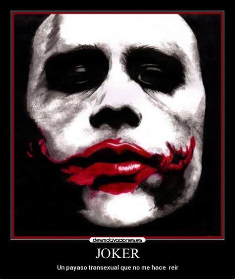 imagenes joker payaso joker desmotivaciones