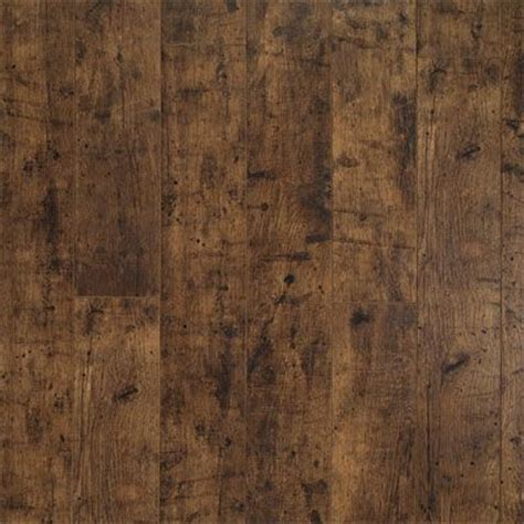 warm and rustic laminate flooring project decor