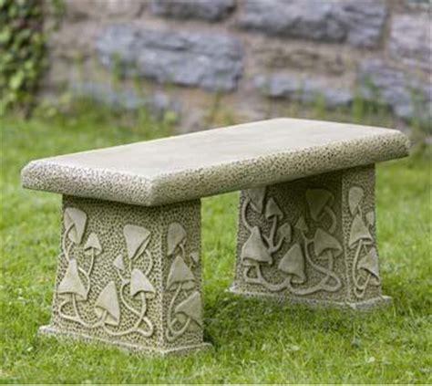 stone benches for gardens stylish stone garden benches