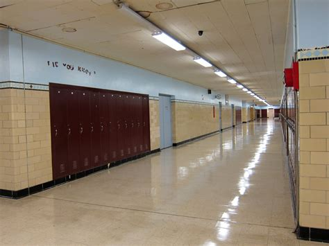 Colour Combination For Walls by Mumford High Hallway