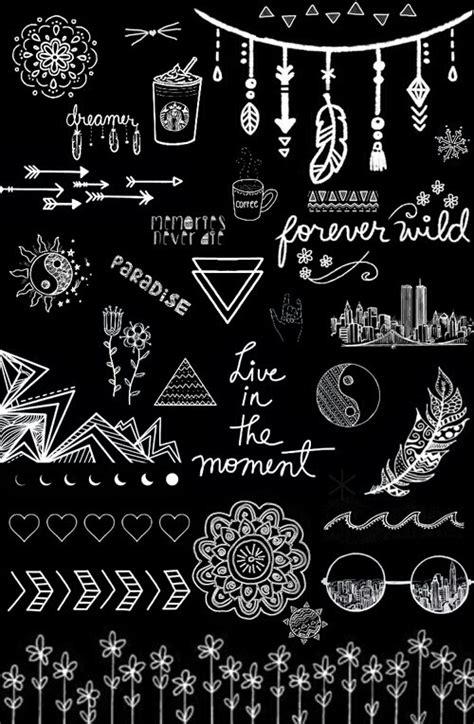 wallpaper tumblr overlays black and white wallpaper overlays transparent tumblr