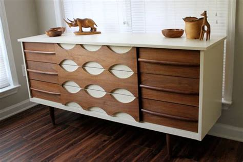 modern chic furniture chic salvaged mid century modern furniture by revitalized