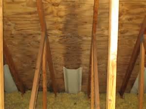 site built ventilation baffles for roofs greenbuildingadvisor com