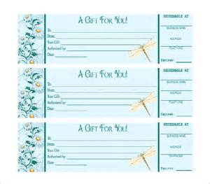 Gift Certificate Template Photography by Photography Gift Certificate Template 13 Free Word Pdf