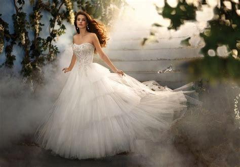 7 Prettiest Disney Princess Wedding Gowns by Cinderella Wedding Dress Disney 2015 2016 Fashion Trends