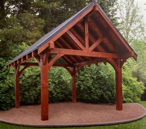 Shed Style Homes the weaver barns pavilion simple outdoor elegance