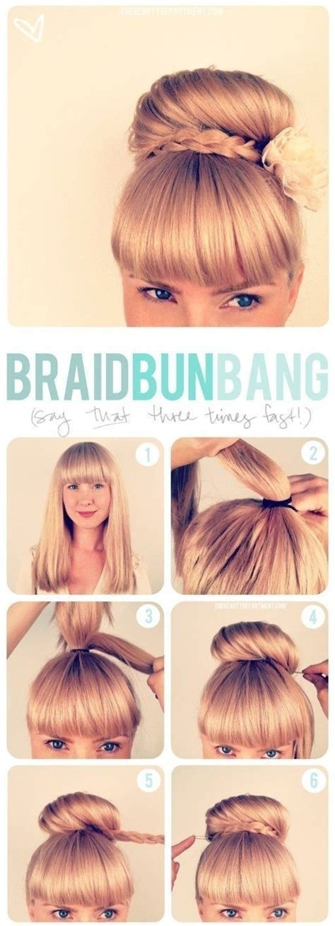 cool ponytail hairstyles step by step pin by amanda meade on it s all about the hair pinterest