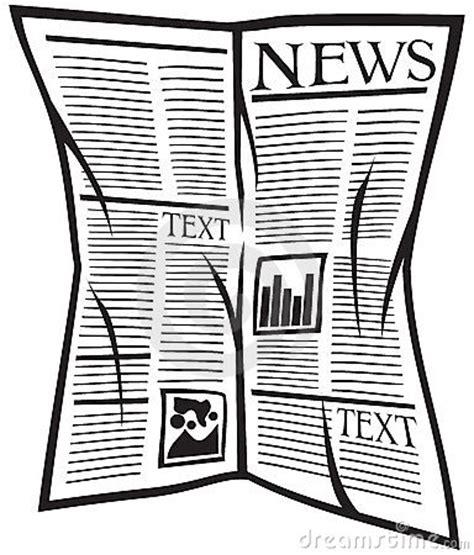 newspaper theme vector vector newspaper icon stock photo image 23748120