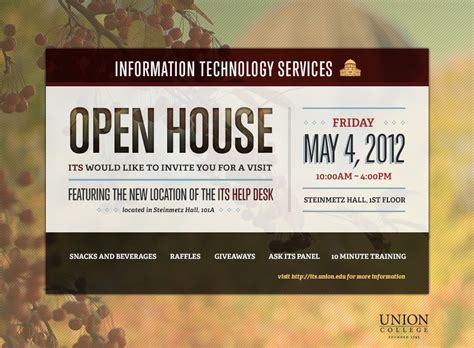 its open house information technology services