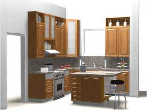 Kitchen Cabinet Table Beautiful Wooden Kitchen Cabinet And Table Also Gray