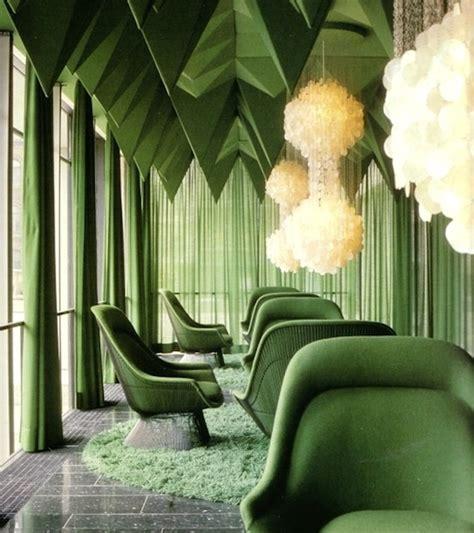 green interior design great dark green interior design with emerald roofing