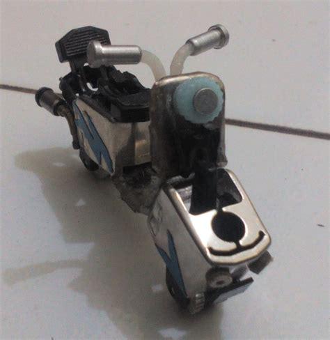 Vespa Korek Api mini vespa dari korek gas roemah kreatifkoe