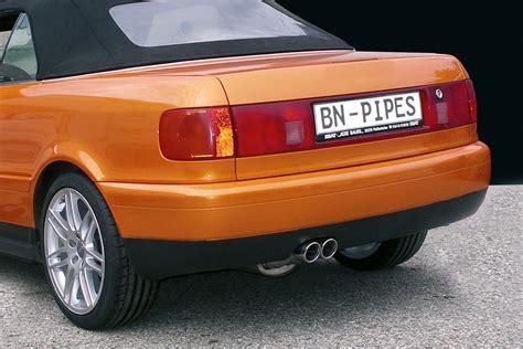 Audi 80 Sportauspuff by Sportauspuff Audi 80 90 Coupe Cabriolet Bn Pipes Schweiz