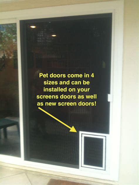 sliding screen door with door 92 sliding door doggie door home depot doorscreen doors for apartments amazing