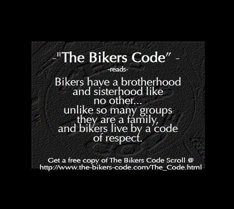 Kaos Bikers Pin Cor Ride Or Die 1000 images about bikers code on wolves