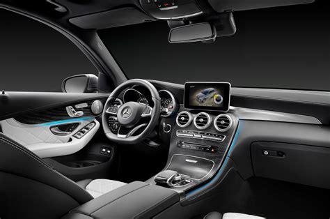mercedes glk 2016 interior 2016 mercedes glc class 4matic interior photo 5