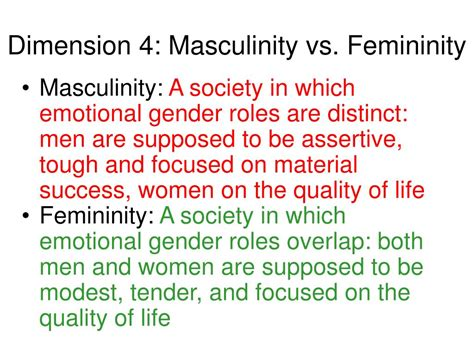 gender stereotypes masculinity and femininity ppt culture s recent consequences powerpoint