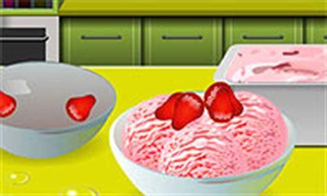 juegos de cocina con sara en linea helado de fresa cocina con sara juega a juegos en l 237 nea
