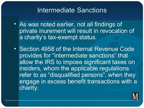 section 4958 of the internal revenue code guidestar webinar 10 02 14 best practices in nonprofit