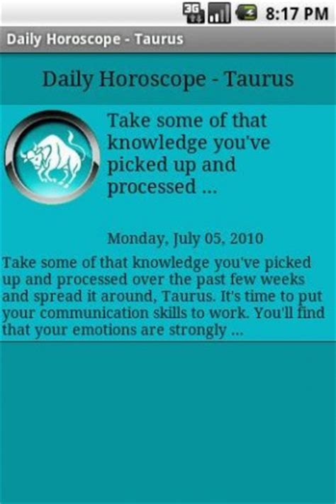 taurus daily horoscope astrology free online indian taurus daily horoscopes by horoscopecom free astrology