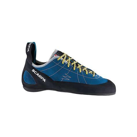 scarpa helix climbing shoes scarpa s helix climbing shoe moosejaw