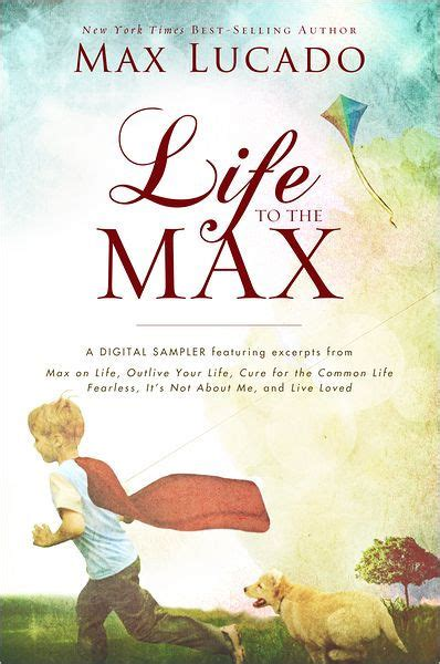 max lucado picture books to the max a max lucado digital sler by max