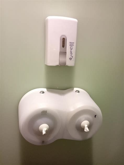 bathroom utilities because i am a functional human i made no attempt to court
