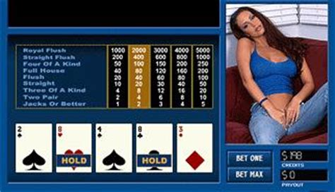 alexandra strip poker il gioco
