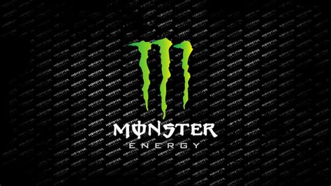 monster theme download for pc logo wallpapers hd 01 logo wallpaper