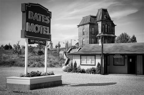 bates motel house b w bates motel and psycho house mike browne flickr