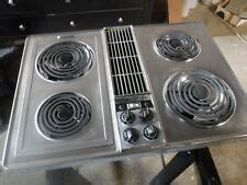 jenn air electric cooktop with grill jenn air electric cooktops ebay