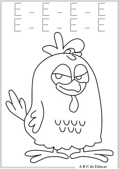 A B C do EDUCAR: Coordenação motora da galinha pintadinha