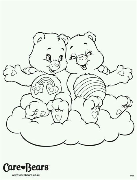 cheer bear coloring pages 73 best care bear cheer bear 4 images on pinterest