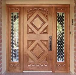 Door Design In Wood by Best 25 Wooden Main Door Design Ideas On Pinterest