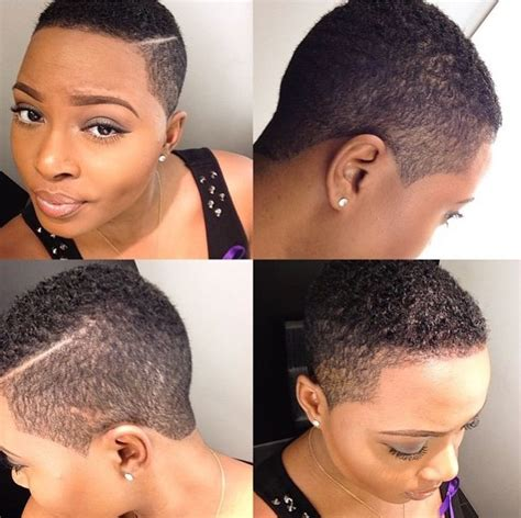 pinterest black natural short haircut 612 best images about natural bald twa brush cuts