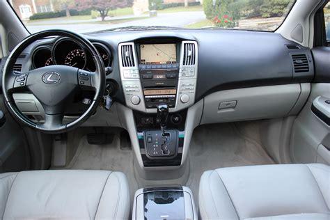 2008 Lexus Rx 350 Interior by 2008 Lexus Rx 350 Interior Pictures Cargurus