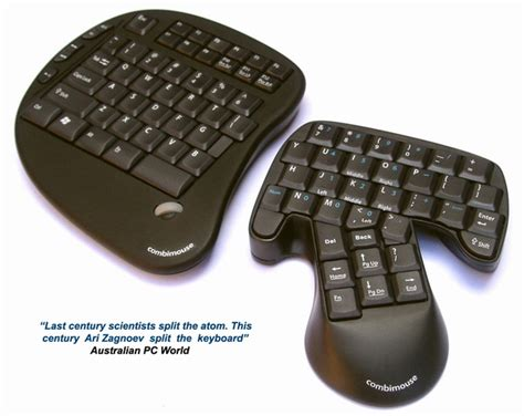 Home Design 3d Outdoor Pc by Combimouse Split Keyboard Redesigns Common Pc Peripherals