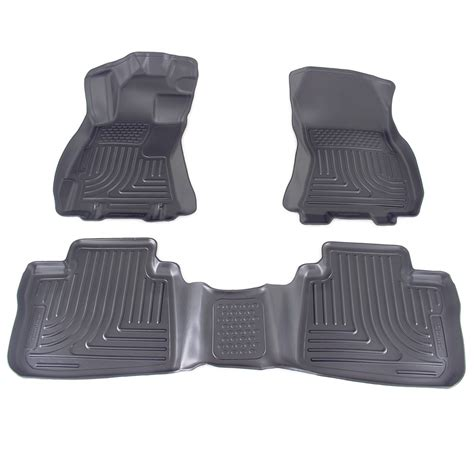 floor mats for 2012 subaru outback wagon husky liners hl98841