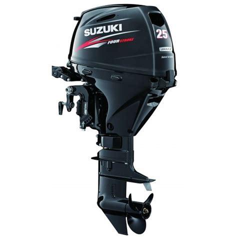 25 Hp Suzuki Outboard 2 Stroke Suzuki Df25atl 25hp Shaft 4 Stroke Outboard