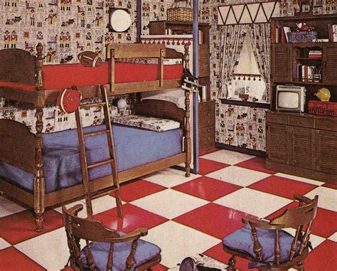 Painting Ideas For Bedroom quot bicentennial chic quot heck to the yeah retro renovation