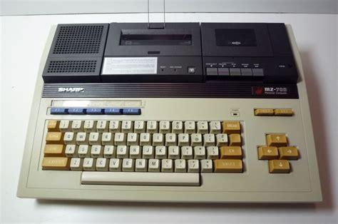Komputer Sharp sharp mz 731 personal computer 1983 catawiki
