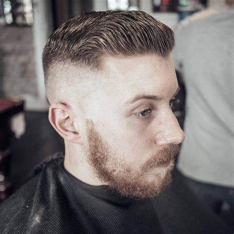 Slick Medium slick back haircuts 40 trendy slicked back hair styles