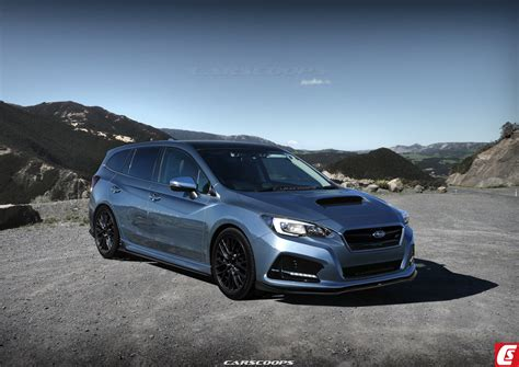 subaru rsti wagon future cars 2018 subaru levorg wrx wagon for