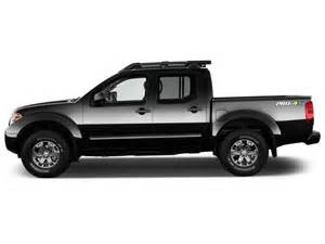 Nissan Frontier Crew Cab For Sale Image 2017 Nissan Frontier Crew Cab 4x4 Pro 4x Auto Side