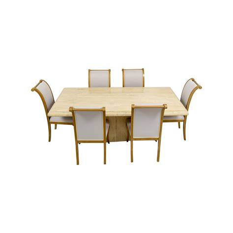 dining table with six chairs dining sets used dining sets for sale