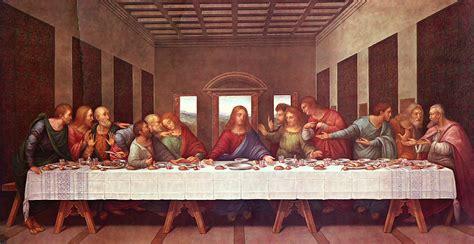 cuadro la ultima cena da vinci los recolectadores de historia la ultima cena