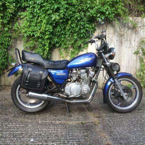 1979 Suzuki Gs550 For Sale Suzuki Gs550l 1979