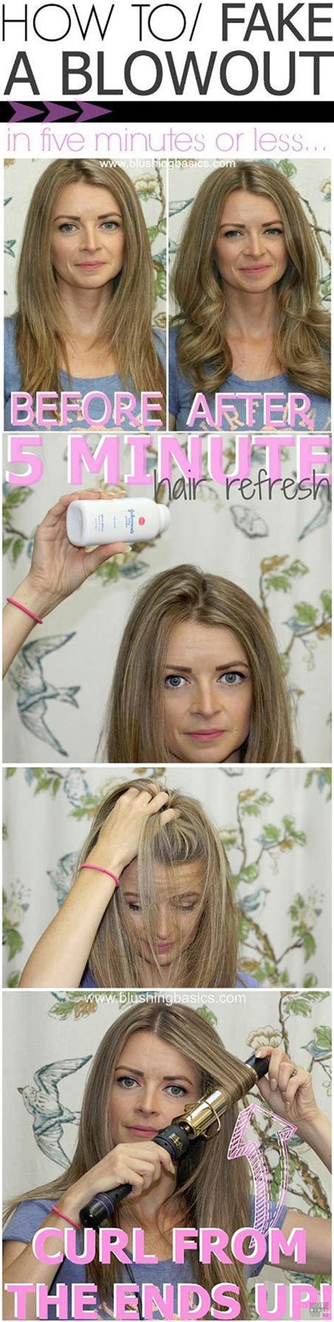 easy hairstyles hair hacks tips and tricks for lazy 59 beauty hacks you need to know about diy beauty tutorials