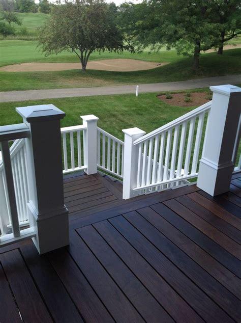 simple backyard landscaping  cool deck ideas  modern
